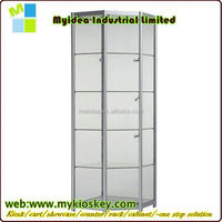 manufacture wedding showcase equipment for wedding design furniture handbags display cabinet