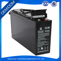 Hot sale 12v 100AH lead acid battery agm battery