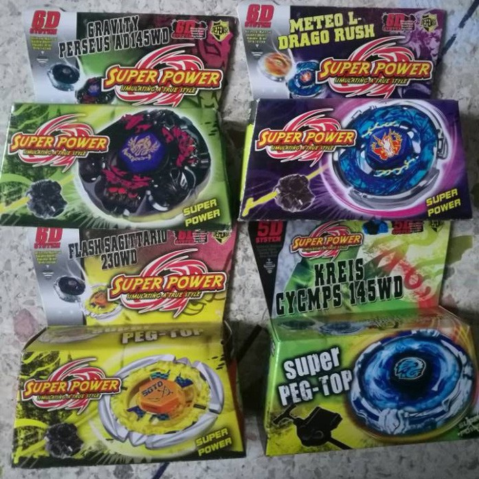 2017 new metal battle spinning peg top beyblade top
