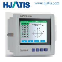 HJD200-3 Power quality analyser LCD display with communication 3 phase 3 wire 3 phase 4 wire