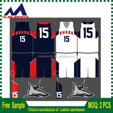 new season youth basketball uniforms wholesale sublimated reversible basketball jersey custom basketball uniform design
