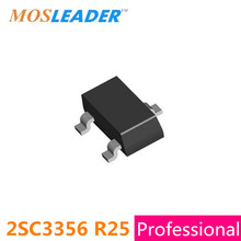2SC3356-T1B-A 2SC3356 R25 chips R25 SOT23 Electronic components 7G High-Frequency Amplifier Transistor NPN Silicon