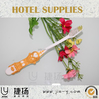 Personalized animal shaped hotel disposable toothbrush child toothbrush mini toothbrush
