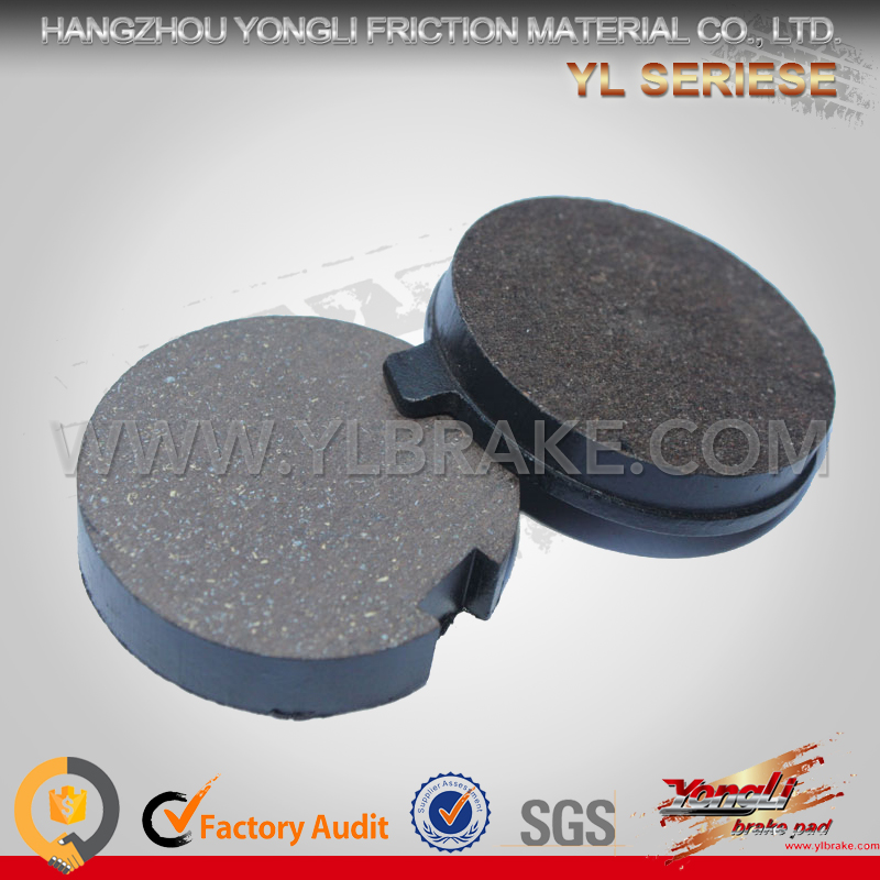 High Quality Good Reputation Brake Pad Motorcycle For Suzuki