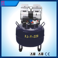 Complete Fashion Dental Silent Oil Free Air Compressor From Factory With Dealer Price/Stable Quality Low Price Dental Compressor