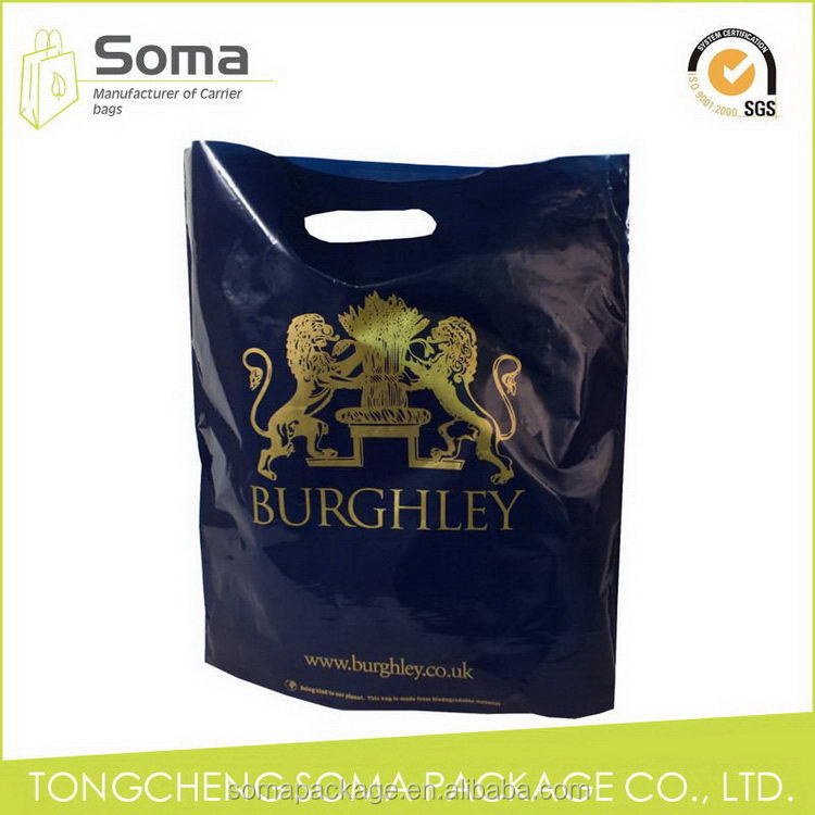 Quality primacy new coming perforated plastic bag