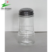 Cheap price Wholesale glass spice jars with shaker lids ZHAOHAI