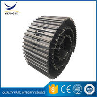 excavator steel track for crawler undercarriage