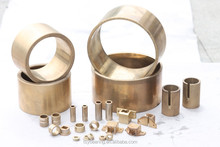 Customized oilless slide bearing bushing