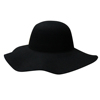 Classic felt fedora hat made by professional factory formal hat