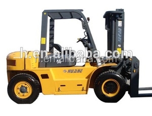 High quality 5 ton diesel forklift price,diesel engine forklift truck /5 ton electric forklift with 6000mm max lift height