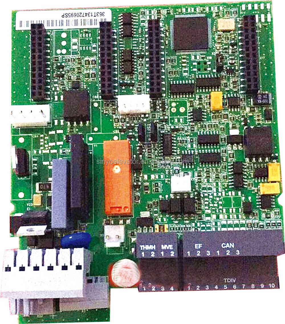 Schindler Elevator PC Board 336564