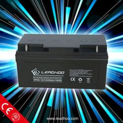 Good quality AGM sealed gel 12v 120Ah solar battery