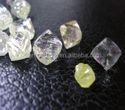 China factory CVD HPHT Rough diamond Synthetic Diamond loose