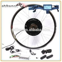 electric motors for bicycles 48v 1000w hand throttle controls kit