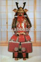 Japanese Samurai Body Armour (11-1)