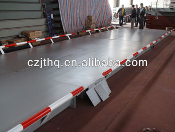Kingtype 80t weighbridge for truck