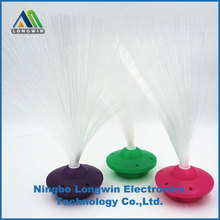 mini UFO lamp,multi color fiber optic light