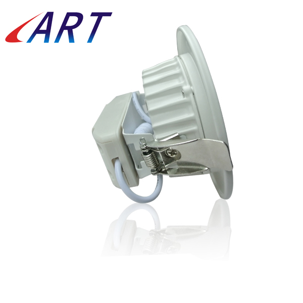 Die-casting aluminum surface mounted square led <strong>downlight</strong> retrofit 3000 high lumen led ceiing light, cutout size 200mm