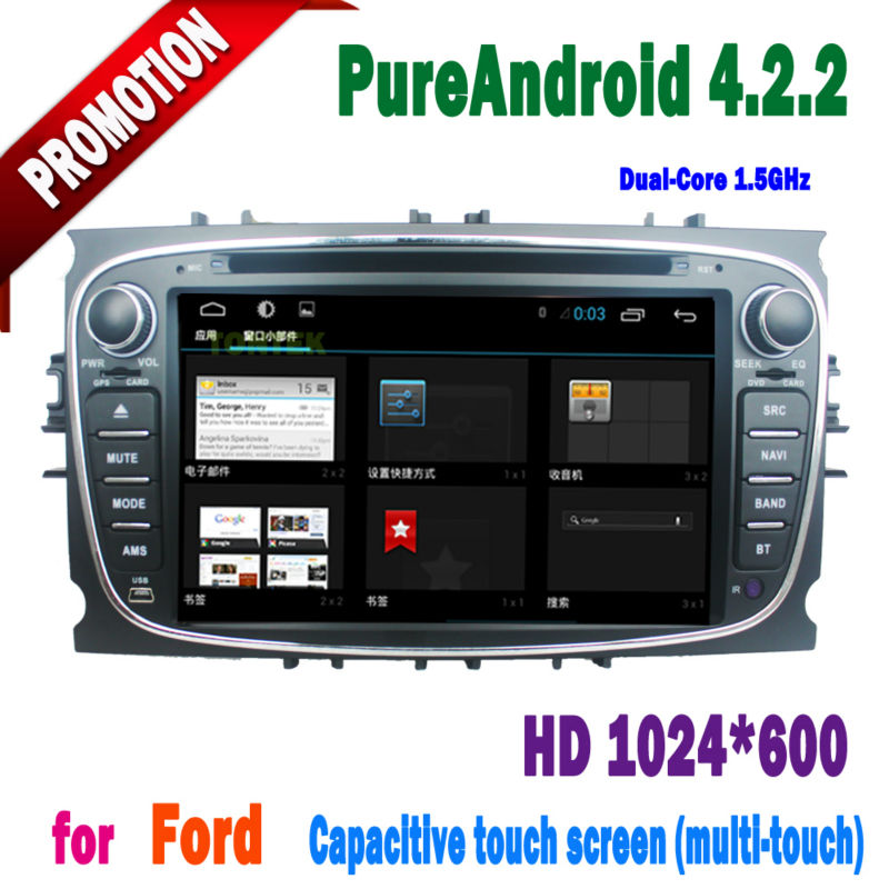 double din car dvd player for ford mondeo android car dvd player with gps navigation