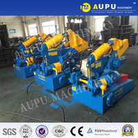 high efficiency Q08-100 scrap metal sheet cutting machine price