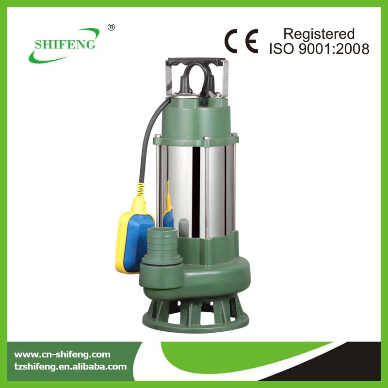 stainless steel pump body best submersible pumps in India, sewage pump