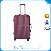 High quality travel house luggage/us polo luggage/case on a suitcase