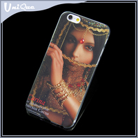 Wholesale india market product 3D sublimation custom printed phone case cover for iphone 6 / 6s for coolpad note 3 for lenovo k3