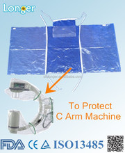 disposable c arm x ray machine protective PE cover