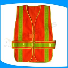 ANSI Class 2 adjustable waist highway safety equipment