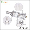 stainless steel ego atomizer double coils wax vaporizer cloupor m2