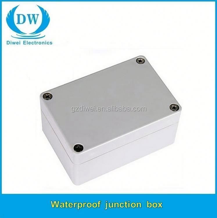 waterproof wiring box Most popular cheap plastic enclosures with workable price