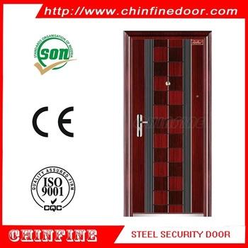 Charming Best Seller Security Steel Door With Popular Design,single Security Door