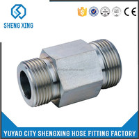 BSPT/NPT/JIC/BSP/ORFS/NPTF/Metric Male Hydraulic Fitting