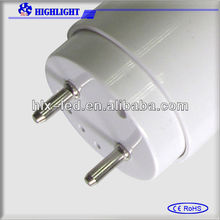 AC85-265V 4000k Natural White, Frosted PC Cover led tube ztl