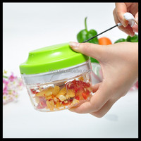 Factory Hot Direct Selling Portable Speedy Chopper, Handy Garlic Vegetable Choppers