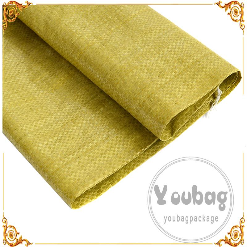 Cheap new design china durable pp woven bag for rice 25kg 50kg