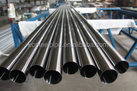 SUS 202 material stainless steel seamless tubes for furniture