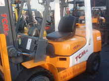 good condition tcm fd30 forklift 3 ton tcm used forklift