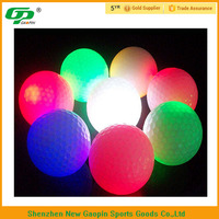Wholesale LED Golf Balls for play