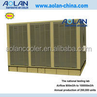 Aolan humidity control air cooler l Side discharge l AZL80-LC32B