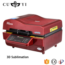 3D Sublimation Vacuum Heat Press Machine Cell Phone Case Printing Machine Iphone 7 Case Making Machine