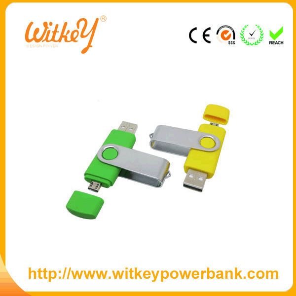 Custom otg pendrive 8GB 16GB 32GB 64GB