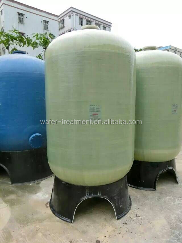 Water Treatment Company Product : Waste water treatment frp tank vessel pressure