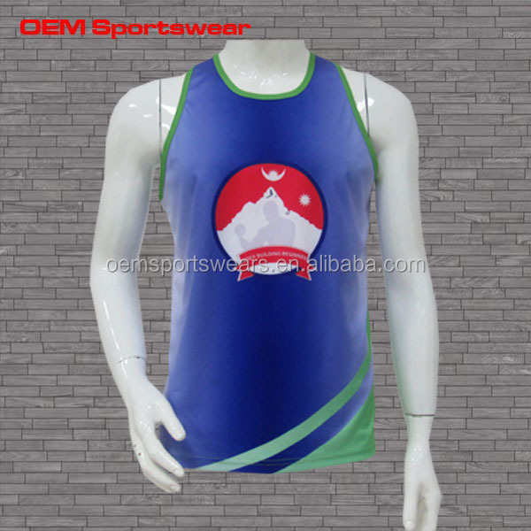 Customized cheap wrestling singlets wear for sale