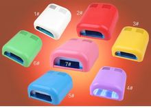 Latest product good quality 36w gel ccfl led buble nail lamp with good prices