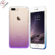 2017 0.2mm Ultra Thin Soft TPU Case for iPhone 7 7plus, for iphone 7 7plus tpu case