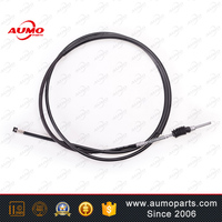 Best price Piaggio scooter parts Piaggio fly 50 125 motorcycle rear brake cable