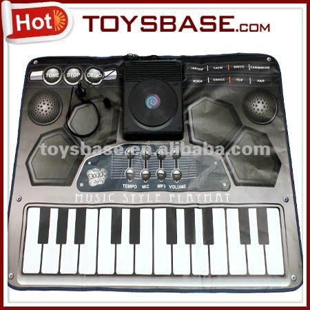 Laptop keyboard piano for baby