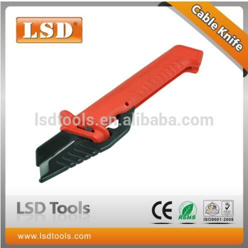 LSDbrand LS-51manual Cable stripper knife German-style Electrical Insulation Stripping Cable Knife